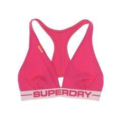 4993796649734 Superdry Women s Sports Bra ( 30) ❤ liked on Polyvore Pjs