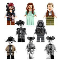 LEGO 71042: Pirates of the Caribbean: Silent Mary - See more on https://www.olgo.nl/lego-zeldzame-sets.html