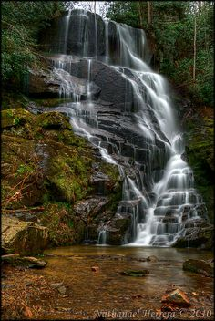 Eastatoe Falls, North Carolina