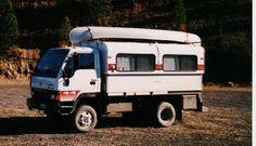 Alaskan Campers, The Campers camper, RV for 4X4 truck Campers Alaskan pickup campers on 4x4's