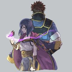 A reminder that I love these two and miss drawing them because of con. Fire Emblem 4, Fire Emblem Games, Fire Emblem Awakening, Fire Emblem Characters, Dnd Characters, Character Concept, Concept Art, Jobs In Art, Anime Couples Manga