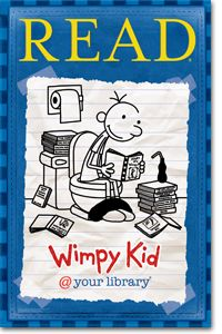Wimpy Kid Mini Poster - Posters - Products for Children - ALA Store