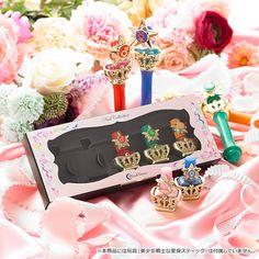 Esmaltes Miracle Romance: Sailor Moon R Nail Collection