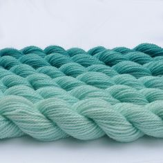 I love it... but why does it have to cost so much~ Beach Glass Gradated Yarn Set by colorshiftyarn on Etsy, $59.10