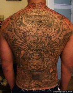 back piece aztec tattoo ideas - http://tattooswall.com/back-piece-aztec-tattoo-ideas.html #aztec, aztec tattoos, back, ideas, piece, tattoo