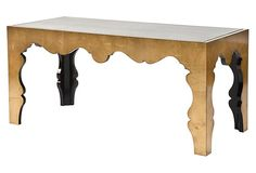 Amande Cocktail Table | Playful & Polished | One Kings Lane (=)