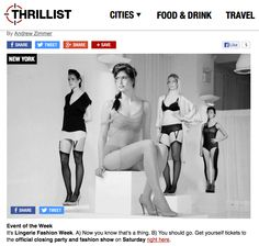 Featured as Event of the Week on @Thrillist  natch.  8.2.13 #LingerieFashionWeek  http://www.thrillist.com/entertainment/new-york/things-to-do-this-weekend-august-1-4?ir=welcome