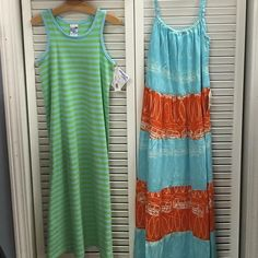 "Baby/Kids Fashion - It's FRIDAY!! So we want to ""take it to the Max"" 30% OFF ALL OF OUR MAXI DRESSES!! We have several different brands Bailey Boys, Mustard Pie, and More! Call or come by. We offer lay-a-way. Thanks for supporting our small business. #swaddletoddlebearcubgifts #summersale #dalonega #takeittothemax #summersale"