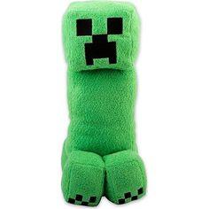 Minecraft Creeper bamse med lydeffekter - 37 cm