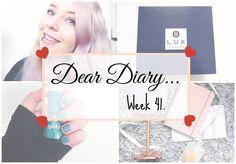 Home Decoration Shopping & Bluxbox! | Dear Diary Week 41. - Beauty-Blush