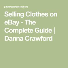 Ebay Clothing Templatedocx Ebay And Online Selling Pinterest - What information is required on an invoice online thrift store clothes
