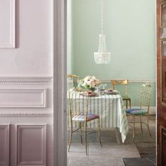 candy colors and pastel home decorations