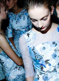 Erdem S/S 12 Favorites