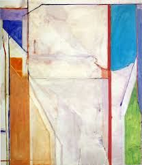 Richard Diebenkorn Ocean Park 1971 Oil and charcoal on canvas 93 x 81 in. x cm) Collection of Gretchen and John Berggruen, San Francisco ©The Estate of Richard Diebenkorn Image courtesy the Estate of Richard Diebenkorn Abstract Art Painting, Richard Diebenkorn, Paintings Famous, Richard, Abstract Painting, Painting, Abstract Art, Museum Of Modern Art, Abstract
