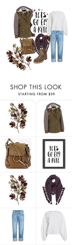 """#005 - Let's go fly a kite"" by lostecho214 ❤ liked on Polyvore featuring C. Jeré, Coffee Shop, Chloé, Americanflat, Autumn Cashmere, Brunello Cucinelli, NLY Trend and Tabitha Simmons"