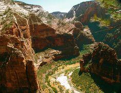 Zion National Park, Utah by Dr. Doc, via Flickr