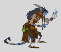 ✧ #characterconcepts ✧ Flooby Nooby: The Art of Cory Loftis