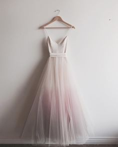 Chic Ombre Prom Dresses Spaghetti Straps A-line Floor-length Long Prom Dress JKL. - Chic Ombre Prom Dresses Spaghetti Straps A-line Floor-length Long Prom Dress Source by - Ombre Prom Dresses, Bridesmaid Dresses, Wedding Dresses, Dress Prom, Neutral Prom Dresses, Cool Prom Dresses, Pastel Prom Dress, Neutral Dress, Wedding Shoes