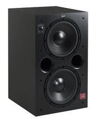"Snell Acoustics ICS Sub24. 450 watt RMS dual 12"" powered sub. I'll take seven of them. One for each speaker!"