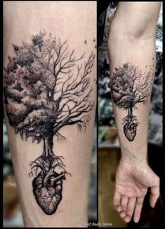 46 Ideas Tree Of Life Tattoo Drawing Roots tattoo 46 Ideas Tree Of Life Tattoo Drawing Roots Tree Roots Tattoo, Tree Sleeve Tattoo, Sleeve Tattoos, Tree Bird Tattoo, Tree Heart Tattoo, Tattoos For Guys, New Tattoos, Tatoos, Tree Of Life Artwork