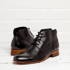 James Boots by Helm via Fancy
