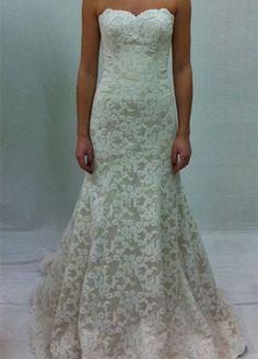 LOVE lace!  So elegant and pretty!