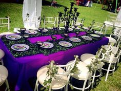 Maleficent Birthday Party Ideas | Photo 2 of 23 | Catch My Party