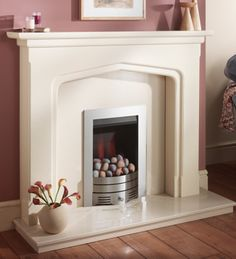 Buy online Crystal Fires Diamond gas fire with FREE delivery to UK mainland. Home Fireplace, Fireplace Design, Fireplaces, Fire And Stone, Electric Fires, Gas Fires, Contemporary Interior Design, Living Room Decor, Design Inspiration