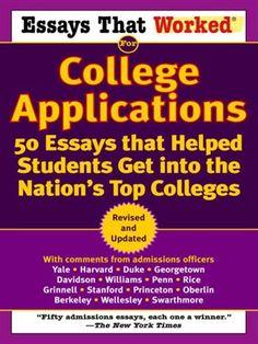 Successful Harvard Application Essays - Google Books