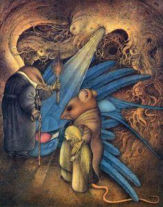 Thumbelina by Wayne Anderson