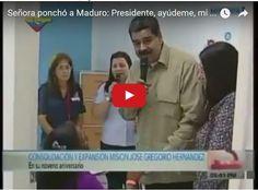 Mujer con niña desnutrida dejó a Maduro ponchado en vivo y directo  http://www.facebook.com/pages/p/584631925064466