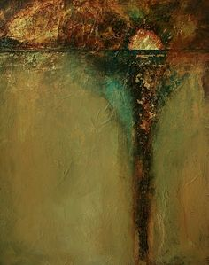 "Donna Holdsworth Contemporary Art: ""Hurry On Sundown"" Abstract Painting By Donna Hold..."