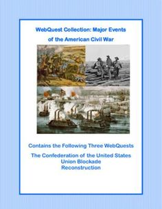 Dinosaur bundle an amazing collection of 5 webquests from mrs mcs a collection of 3 webquests major events of the american civil war from mrs sciox Images