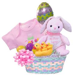 Baby girl dresses newborn girls easter dresses baby easter easter baskets for babies bing images negle Gallery
