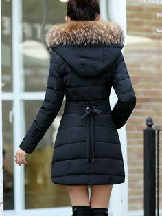 Winter Mode Outfits, Winter Fashion Outfits, Custom Leather Jackets, Jugend Mode Outfits, Hooded Winter Coat, Cute Coats, Jackets For Women, Clothes For Women, Blazer Outfits