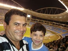 Botafogo de Futebol e Regatas - Father and son, one team