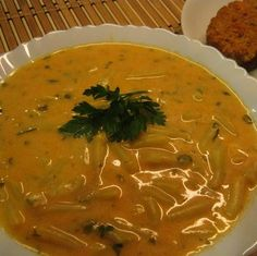 Hungarian Recipes, Thai Red Curry, Great Recipes, Vegetarian Recipes, Spicy, Salads, Recipies, Food And Drink, Healthy Eating