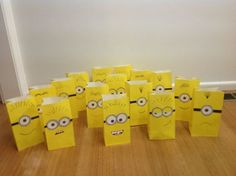 This is for a minion themed classroom, if my teachers would make my classroom minion themed maybe I wouldnt be dreading going back so much
