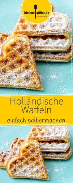 Holländische Waffeln - Lest hier, wie ihr holländisches Waffeln ganz einfach Selbermachen könnt. Unser Tipp: Geschlagene - pancake pancake pancake chip pancake pancake pancake easy from scratch healthy photography recipe rezept Best Pancake Recipe Fluffy, Pancake Recipe With Yogurt, Avocado Dessert, Dutch Waffles, Clean Eating Pancakes, Pancake Healthy, Dairy Free Pancakes, Banana Recipes, Healthy Dessert Recipes