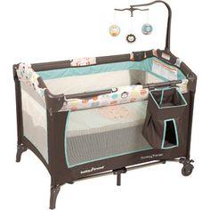 Baby Trend Nursery Center Playard, Animal Bunch