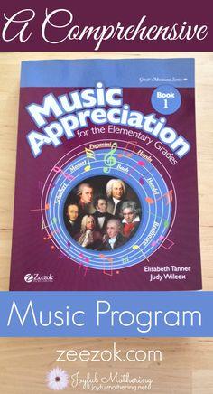 A Comprehensive Music Program by Zeezok