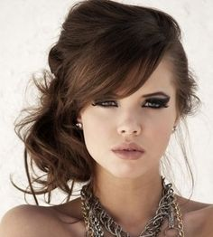 New Hair Styles for Girls: Hmmm...too short? pixie cut for curly hair/