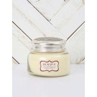 This candle smells amazing and can be found at Rosemary and Thyme's home store! Hint hint
