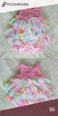 Super cute outfit Excellent condition One Pieces Bodysuits