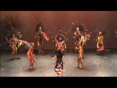 La Danza Encantada. Danza Azteca - YouTube