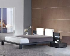 Italian Quality Luxury Platform Bed