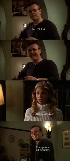 Giles and Buffy from Buffy the Vampire Slayer.