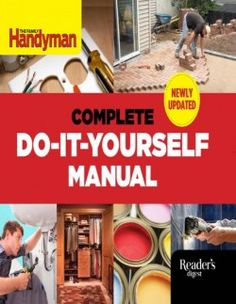 Download The Complete Do-it-Yourself Manual Online Free - pdf, epub, mobi ebooks - Booksrfree.com