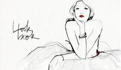 Le 25 octobre 2012, la blogueuse de mode Garance Doré a annoncé qu'elle vendrait des copies et des posters des illustrations qui ornent son blog, après une demande massive de la part de ses lecteurs.