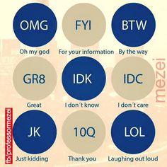 Learn English with Antri Parto — Common abbreviations in English #learnenglish